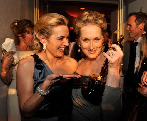 Kate & Meryl