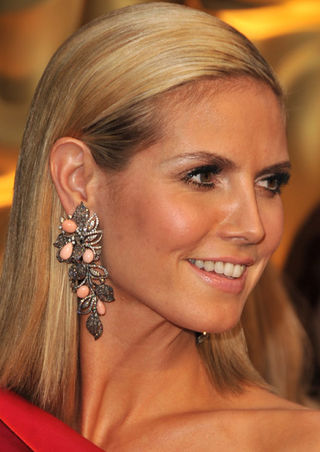 Heidi Klum Earrings