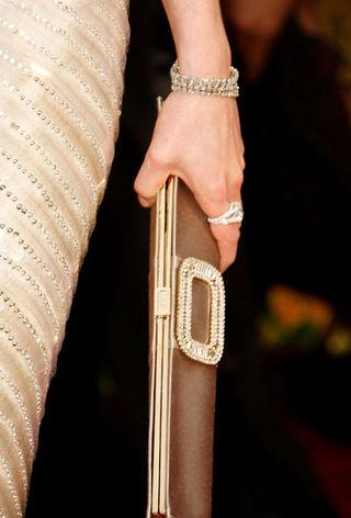 Anne Hathaway Clutch