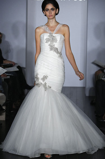 Kenneth Pool Wedding Gown_1245654935776