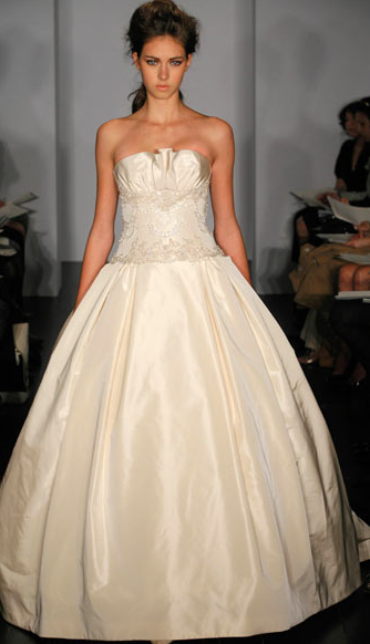 Kenneth Pool Wedding Gown_1245655202741