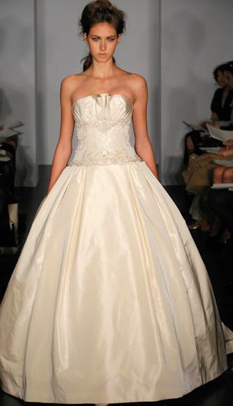 Kenneth Pool Wedding Gown_1245655202741