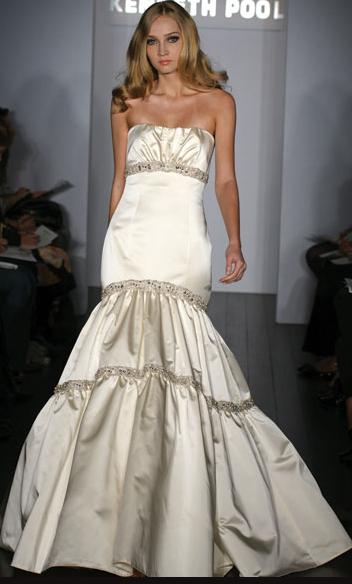 Kenneth Pool Wedding Gown_1245655084383
