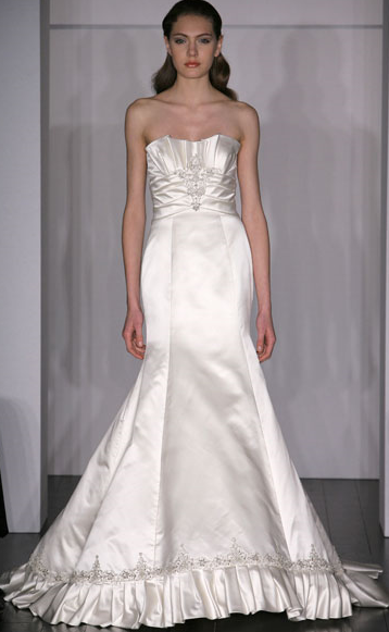 Kenneth Pool Wedding Gown_1245655164435