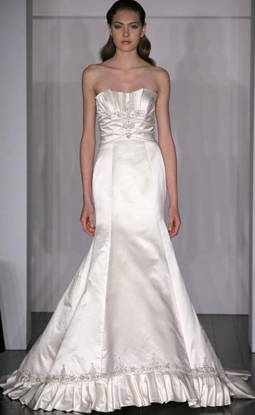 Kenneth Pool Wedding Gown_1245655164435