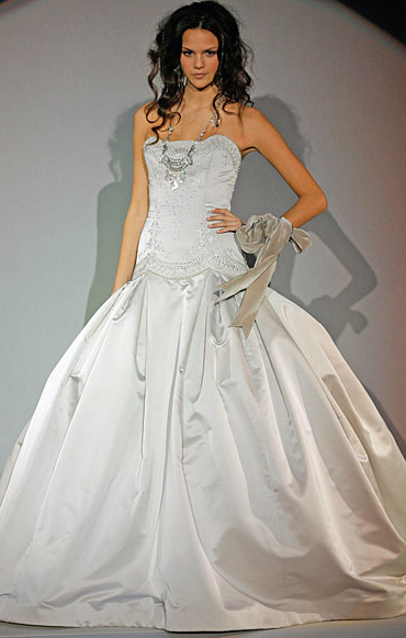 Kenneth Pool Wedding Gown_1245655269665