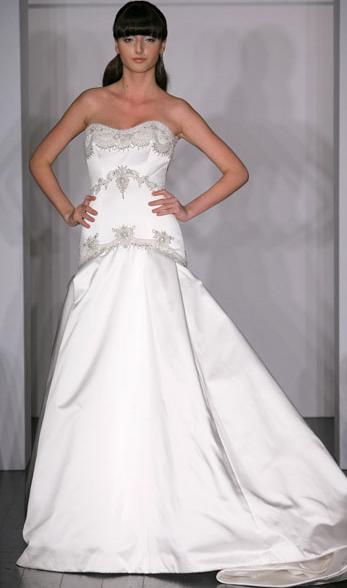 Kenneth Pool Wedding Gown_1245655181403